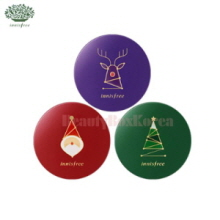INNISFREE Holiday Cushion Case 1ea [2017 Christmas Limited Edition]